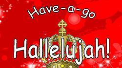Have-a-go Hallelujah